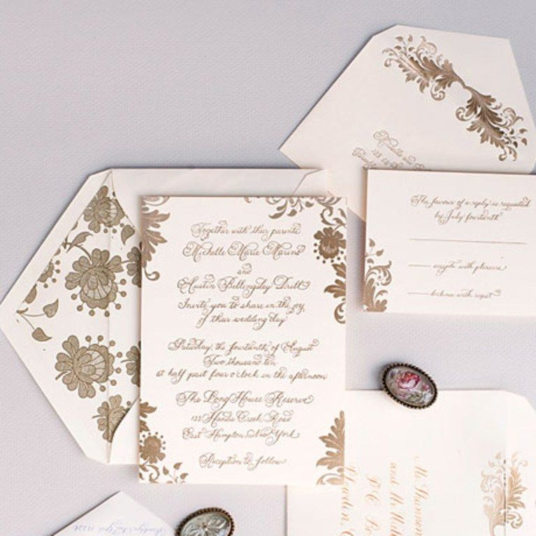 How To Assemble Wedding Invitations The Basics On How To Configure Wedding Invitations That Can Benefit You Wedding Invitations Invitations Wedding Envelopes
