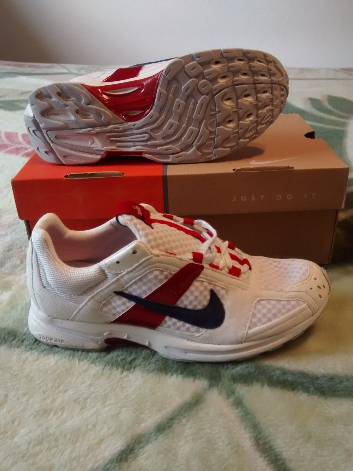 Atento motivo mensaje  Men's Nike Air Zoom Marathoner 310407-161 Size 5.5 (NEW) | Mens nike air,  Nike men, Nike air zoom