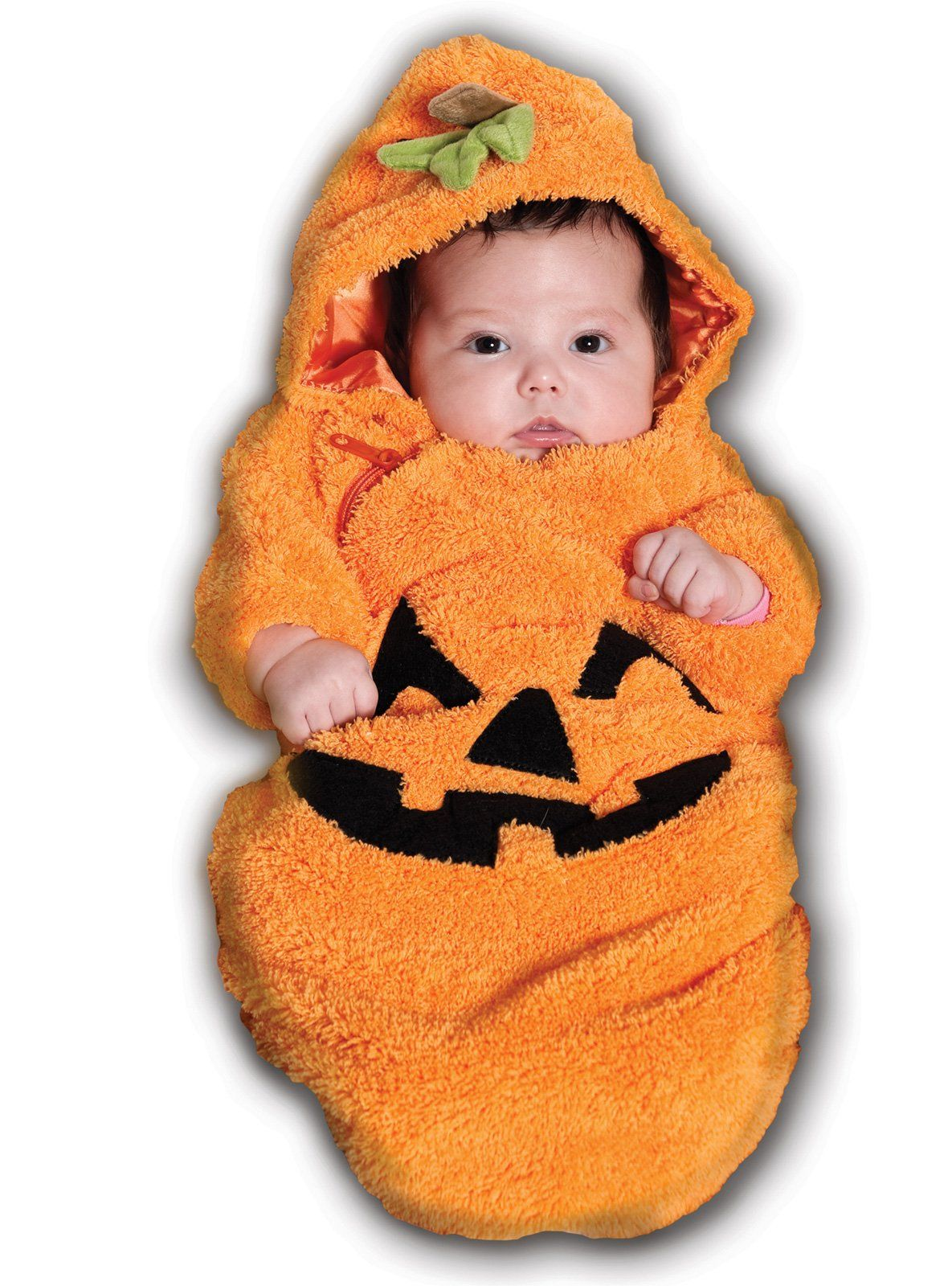 Pumpkin Bunting Infant Costume Baby pumpkin costume