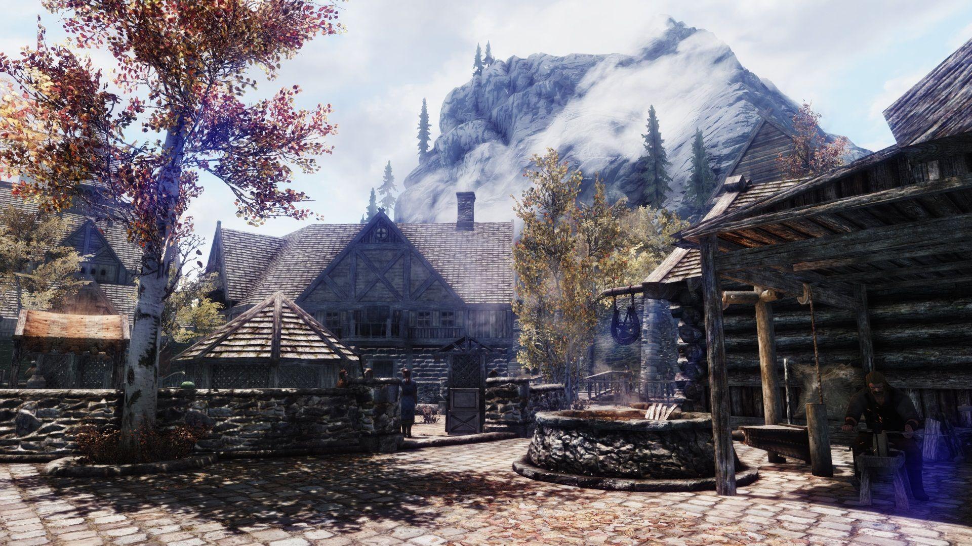 Riften — in the province of Skyrim :) | The Elder Scrolls