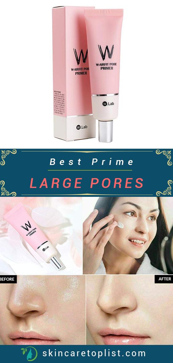 Best Primer for Large Pores Mattifying Makeup Suitable
