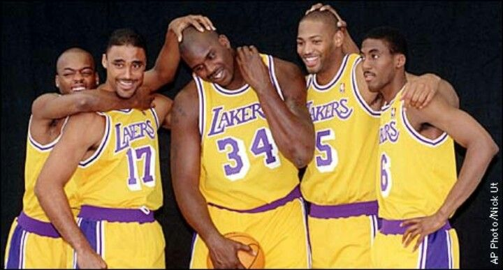 Mid 90s Lakers Lakers Team Showtime Lakers Lakers Basketball