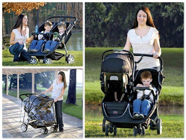 27++ Britax double stroller adapter info