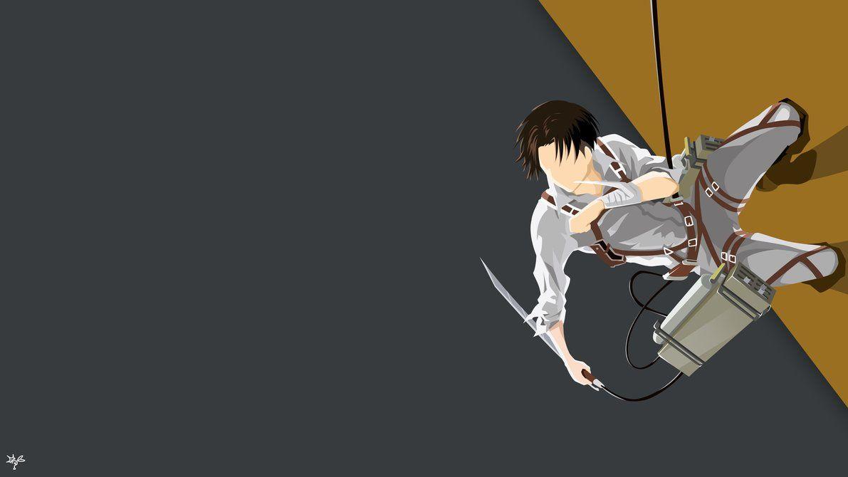 Levi Ackerman (Shingeki no Kyojin) by xryns01 on DeviantArt