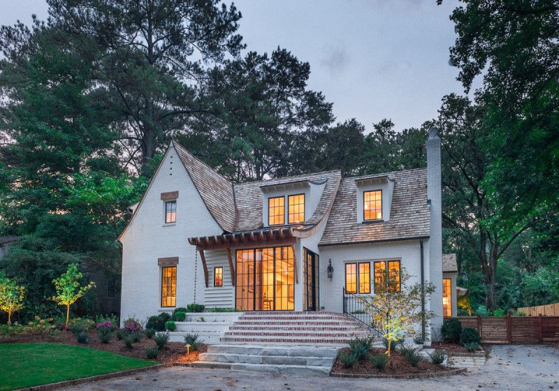 Dull To Dazzling A House Transformed Tudor CottageCottage Style