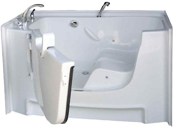 wheelchair accessible bathtub :) | Home Ideas | Pinterest ...