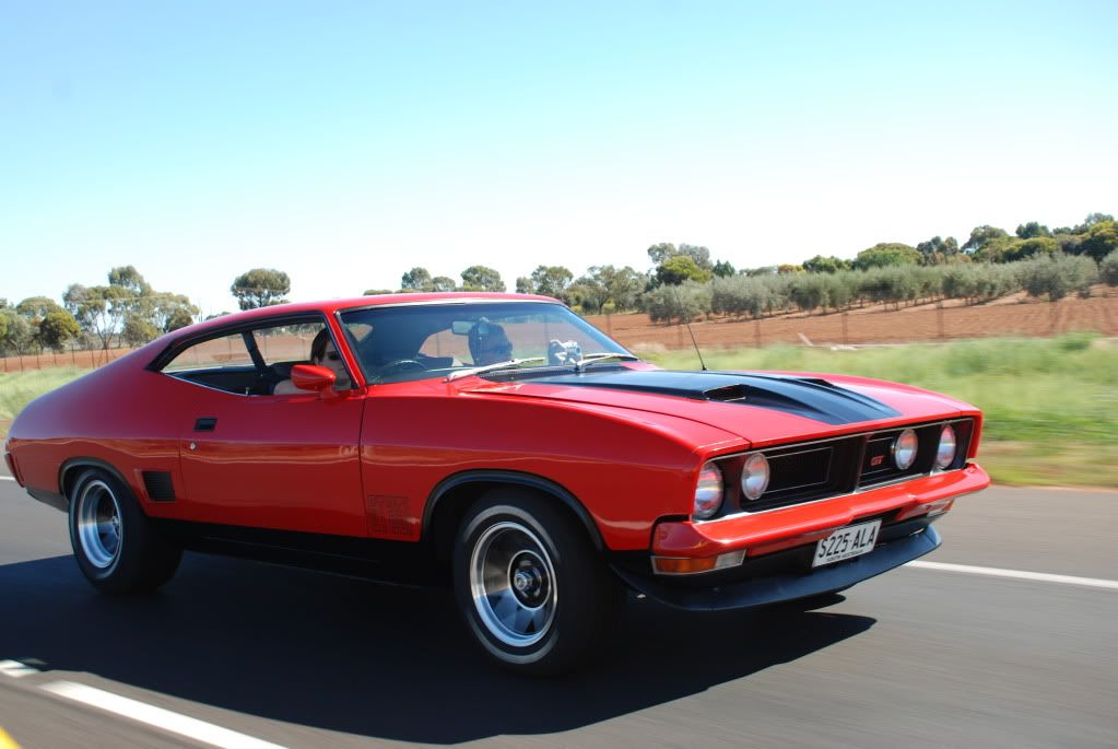 1973 Ford Falcon Xb Gt Coupe 1023x685 Hd Wallpaper From