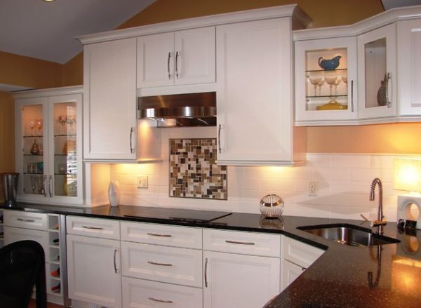 Kitchen Corner Sinks Design Inspirations That Showcase A Impressive Corner Sink Kitchen Decorating Design