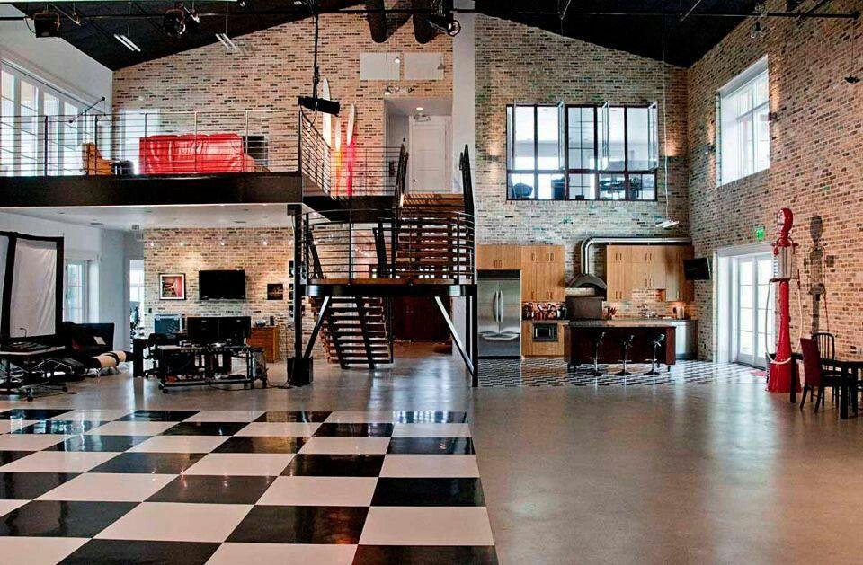 Arredamento americano ~ Arredo stile americano urban loft lofts and urban