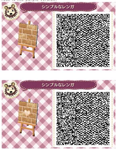 Animal Crossing New Leaf Hhd Qr Code Paths Credit In 2020