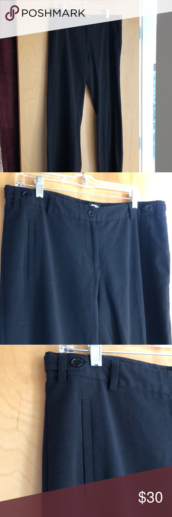 The limited brand cassidystyle black pants in my posh picks