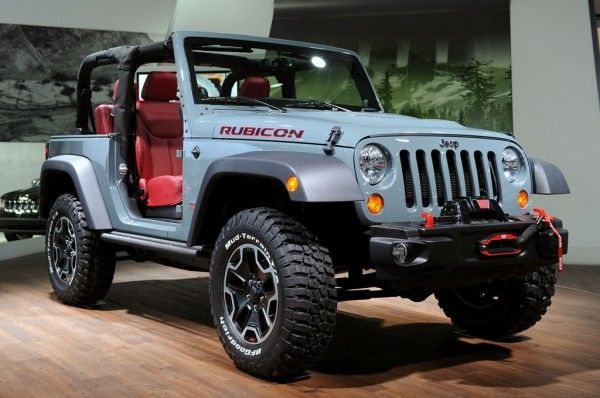 2013 Jeep Wrangler Rubicon 10th Anniversary Anvil Chrysler Ds