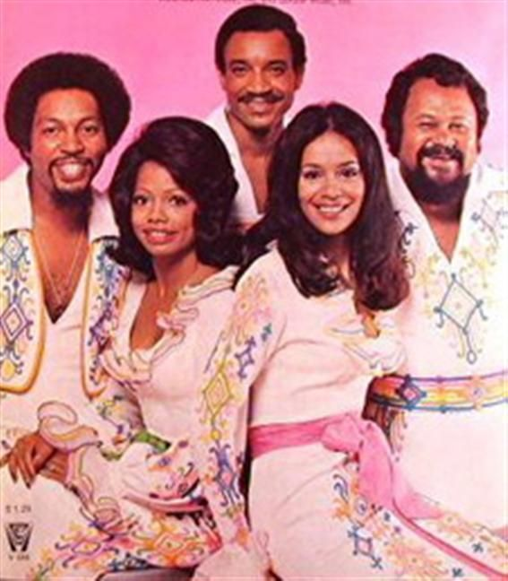"""The Fifth Dimension's """"Aquarius/Let the Sun Shine In"""" March 11, 1970 The Fifth Dimension's """"Aquarius/Let the Sun Shine In"""" is named Record of the Year at the Grammys."""