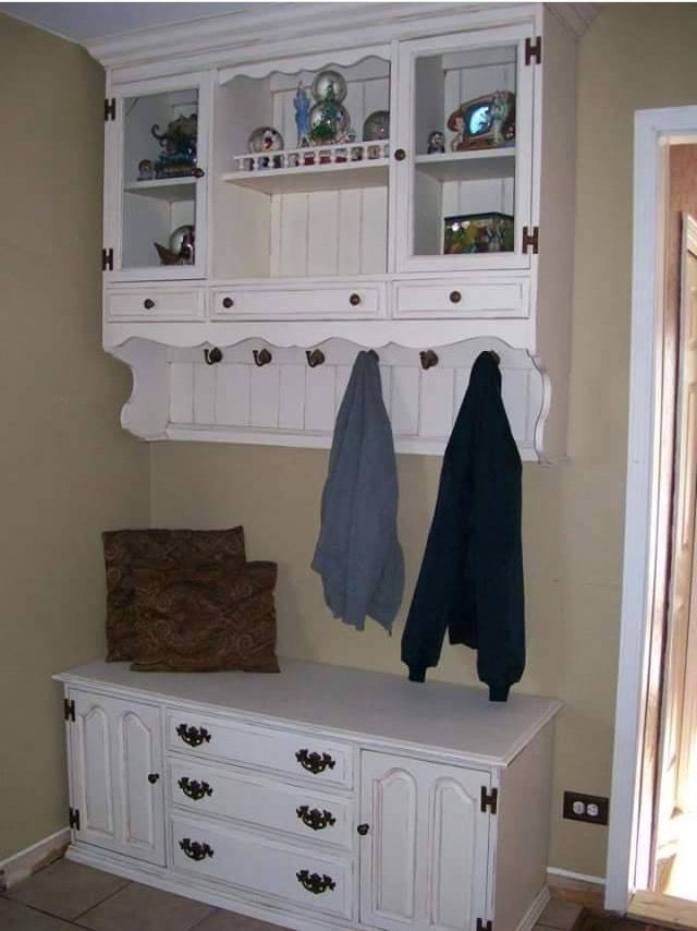 Pin By Tamaras Timeless Treasures On China Cabinet Hutch