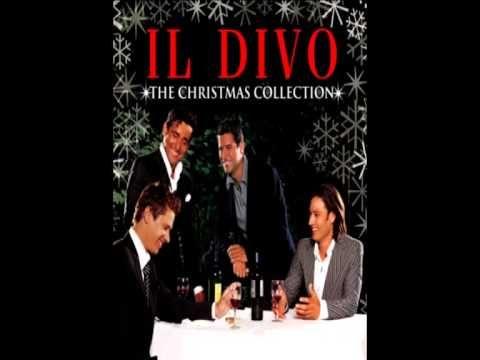 Il divo the christmas collection cd christmas songs xmas music christmas music songs y - Il divo christmas album ...