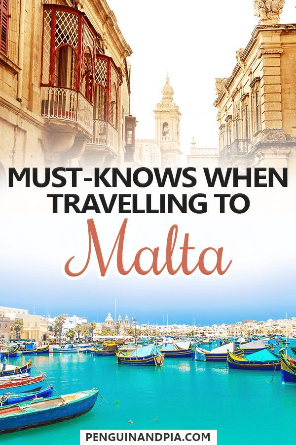 10 Must-Knows When Travelling to Malta For the First Time – Travel