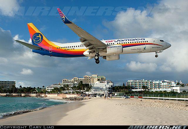 Photos Boeing 737 8q8 Aircraft Pictures Air Jamaica Boeing 737 Aircraft Pictures