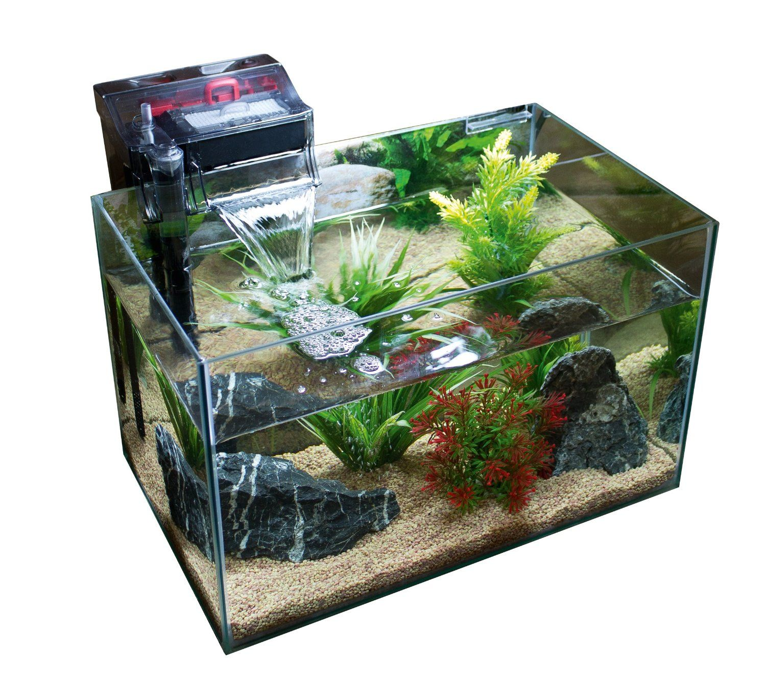 Fluval filter awesome fluval c series power filters c for Fluval fish tank filter