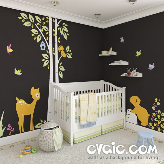 Bambi Wall Decal Nursery Decals