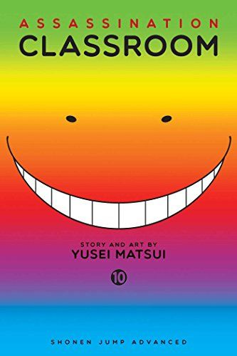 Assassination Classroom Vol 10 By Yusei Matsui Mangas