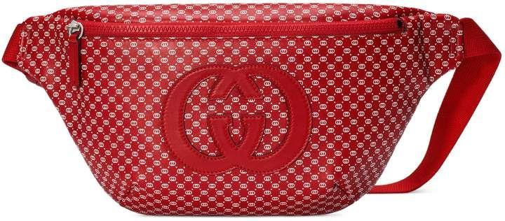 15e6926408d Gucci Dapper Dan belt bag