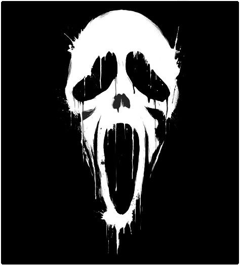 SCREAMMM TEE DESIGN  www.shirtbattle.com #scream
