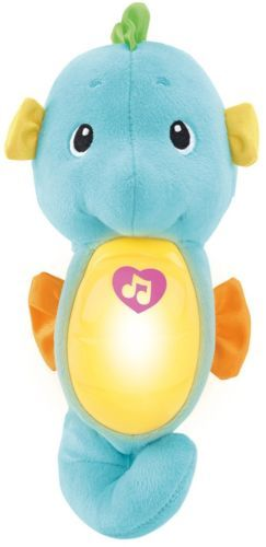 From Usa Fisher Price Soothe Glow Seahorse Toy Blue Tax Free Toy
