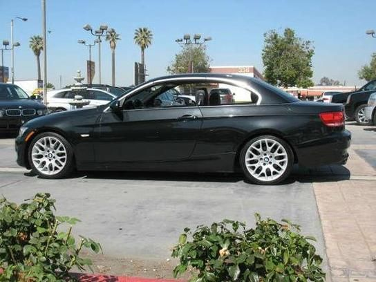 2007 Bmw 328i Convertible This Year Has Larger Rear Window
