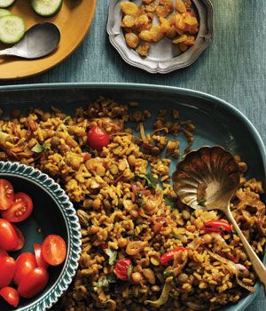 Vegetarian lebanese rice and lentil pilaf with add in bar lentils vegetarian lebanese rice and lentil pilaf with add in bar canadian family quick rice recipesdelicious forumfinder Image collections