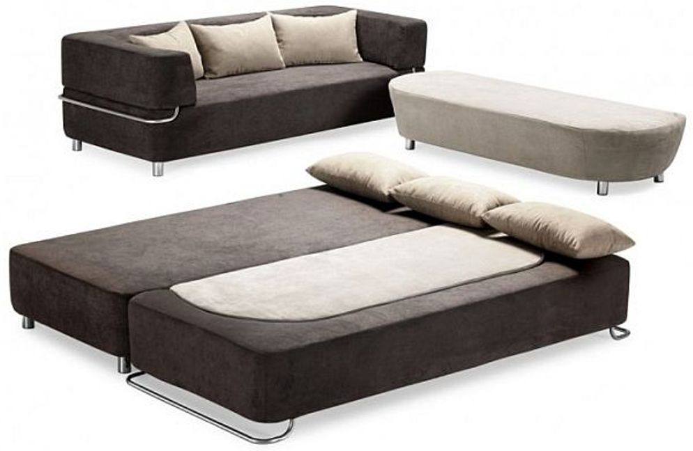 Couch That Turns Into A Bed Best Collections Of Sofas And
