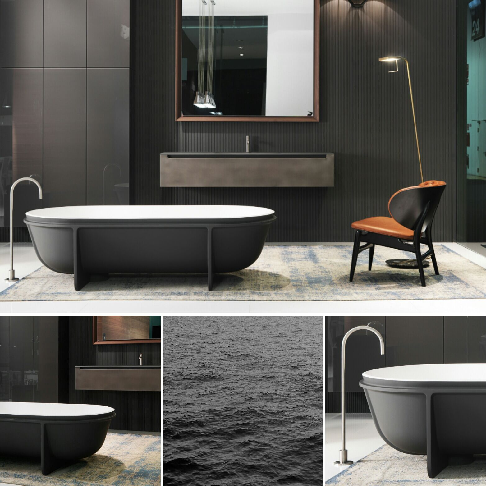 Color Mood By Falper Exclusive Grey As Class, Sophistication, Elegance