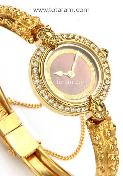 22k gold watch titan raga gold watch womens gold