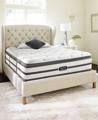 Beautyrest Recharge Castleton Pillowtop Luxury Plush