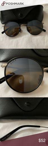 Photo of DIFF Daisy Wrap Sunnies EUC Sehr süße Brille. Ein paar mal getragen. Sieht auf…