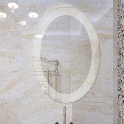 Winston Porter Charney Bathroom Vanity Mirror Wayfair In 2020 Bathroom Vanity Mirror Bathroom Mirror Lights Lighted Wall Mirror