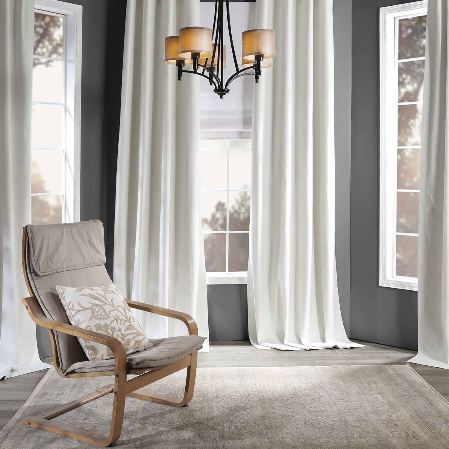 Starlight Off White Vintage Thermal Cross Linen Weave Blackout Curtain Curtains Blackout Curtains White Curtains Off white blackout curtains