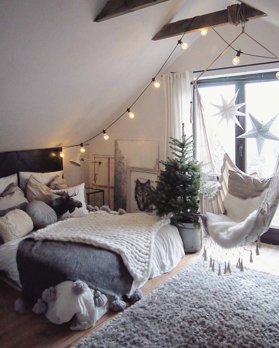 33 Ultra-cozy bedroom decorating ideas for winter warmth images