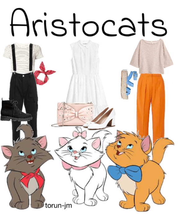 Halloween Toulouse.Toulouse Marie And Berlioz Costume Google Search In 2020 Aristocats Disney Trips Disneybound