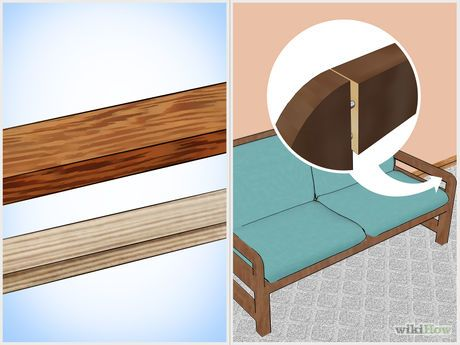 Imagen titulada Reupholster Furniture Step 1