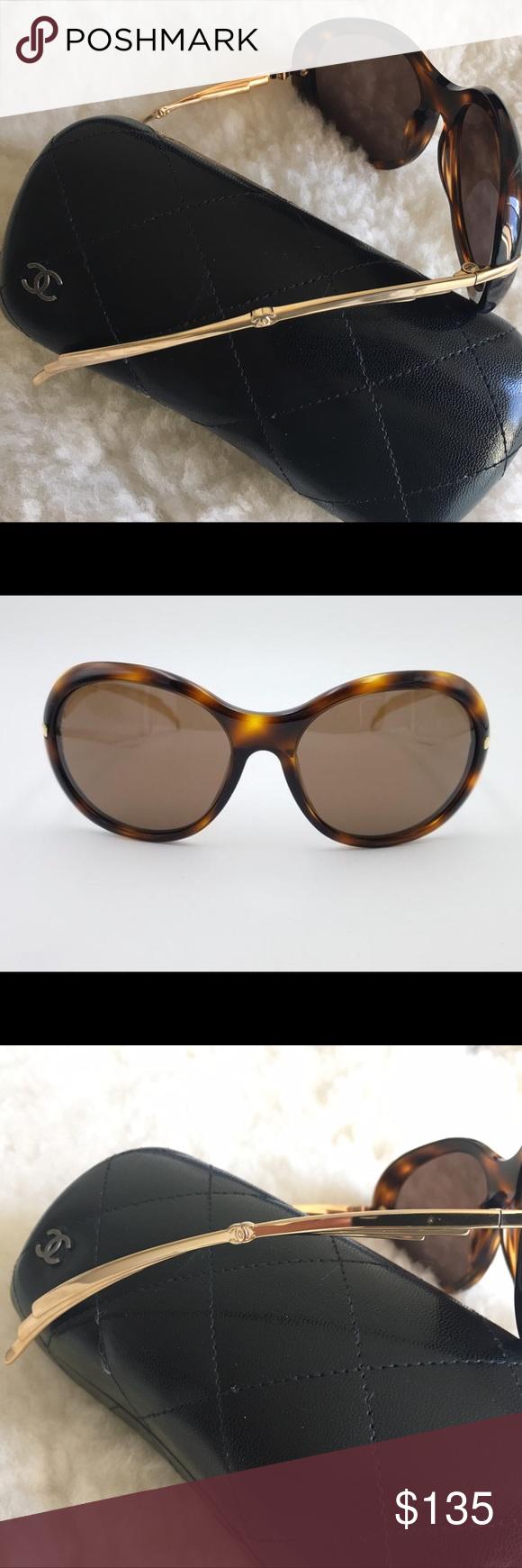 Chanel 5152 Sunglasses w/ Gold Angel Wings   My Posh Picks   Pinterest