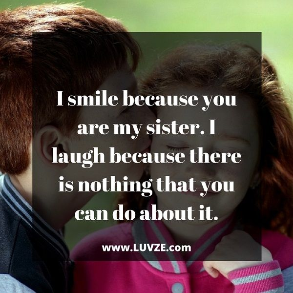 135 Cute Brother Sister Quotes Sayings And Messages Family Quotes