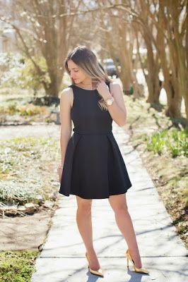 Imagenes de vestidos cortos y zapatos