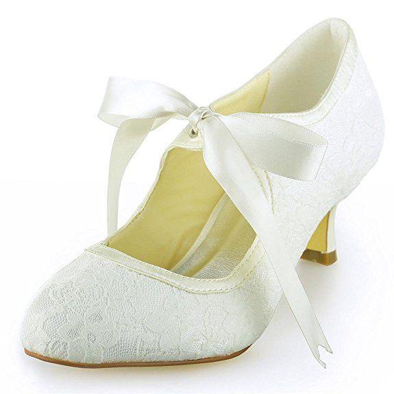 finest selection 87e84 5869e Jia Jia Wedding 14031 Hochzeitsschuhe Brautschuhe Damen ...