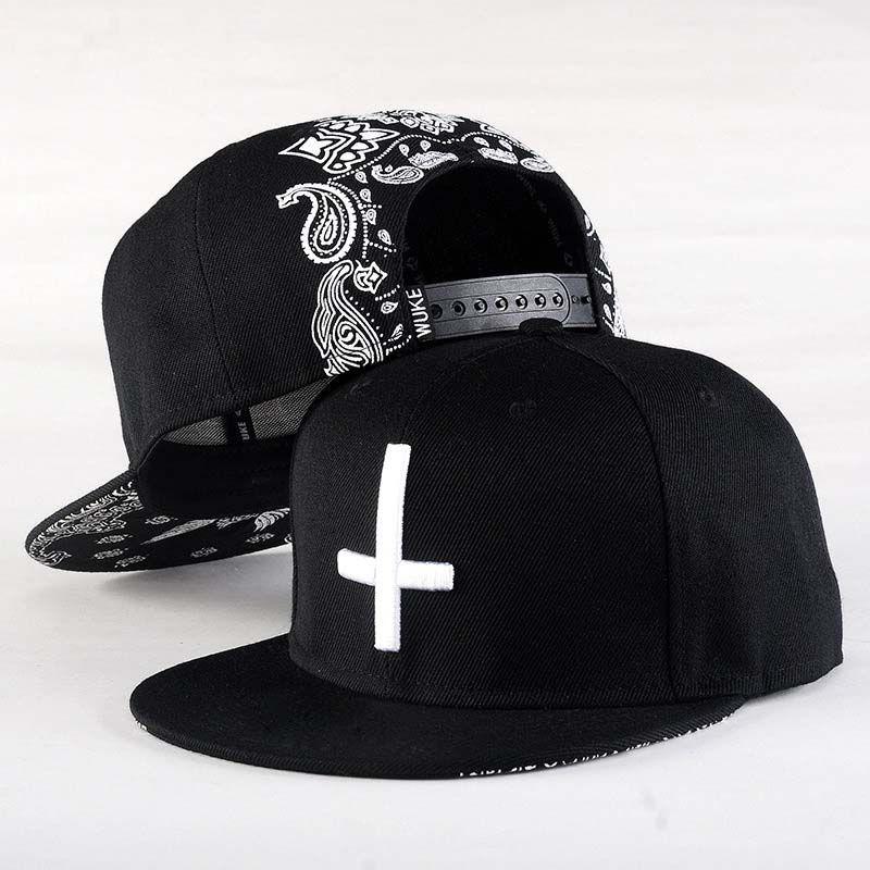 Hot Fashion Men/'s bboy Hip Hop adjustable Baseball Snapback Hat Street Cool Cap