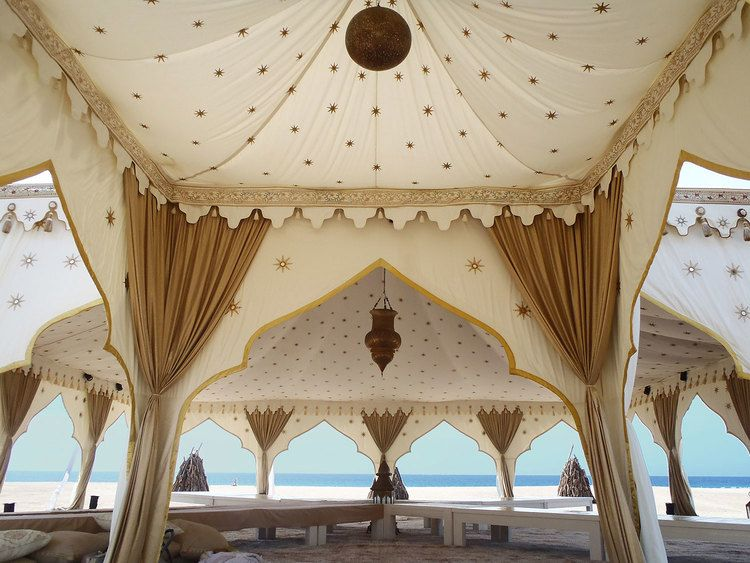 Beautiful beaches and beautiful tents make unforgettable weddings! & beach-chic-tents-for-beach-wedding.jpg | TENTS | Pinterest | Tents ...
