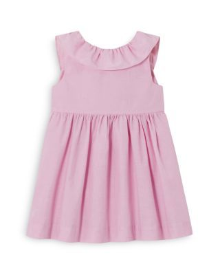 beac9618b Jacadi Infant Girls' Ruffle Collar Dress & Bloomers Set - Sizes 6-18 Months  | Bloomingdale's