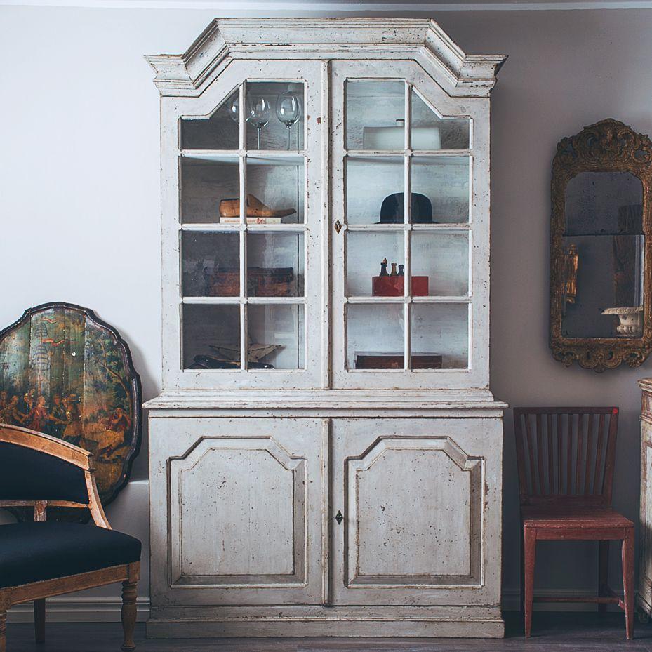 Gustavian Cabinet Www Dlarssoninterior Com The Gustavian Home  # Muebles Costera