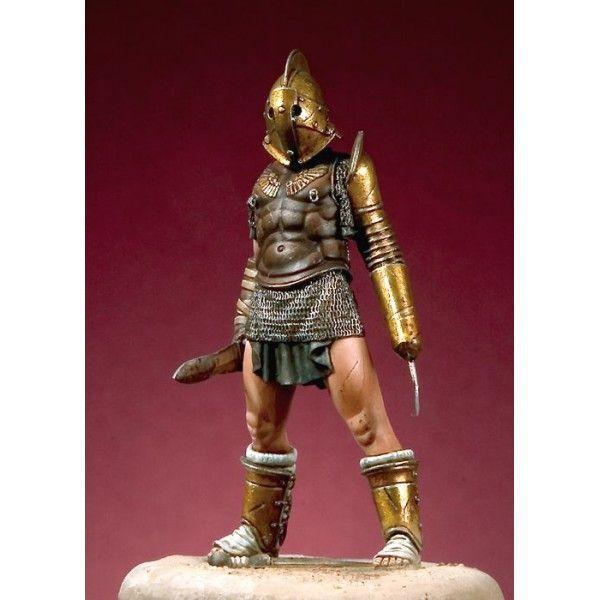 List of Roman gladiator types