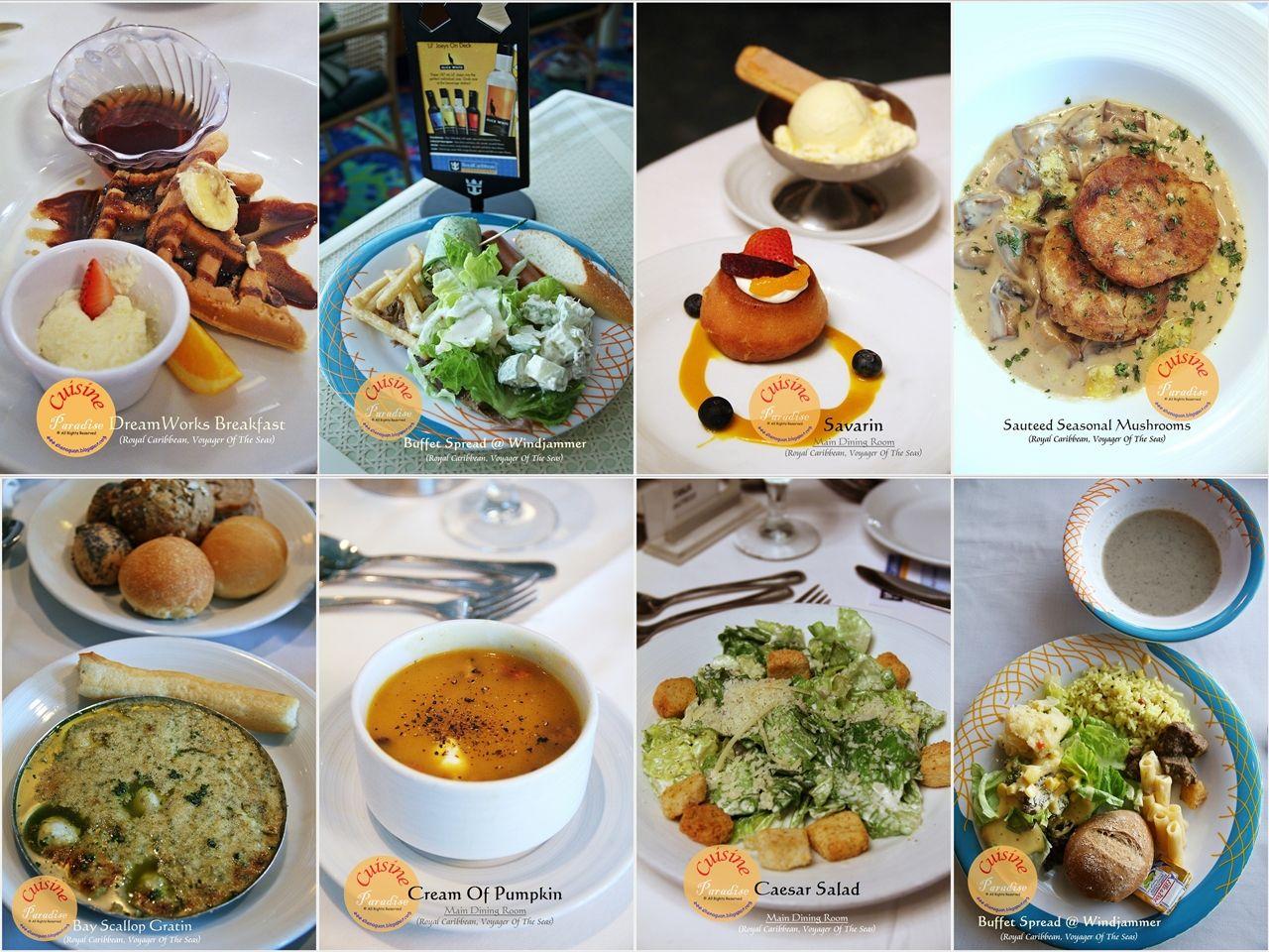 Voyager of the seas royal caribbean international food onboard voyager of the seas royal caribbean international food onboard forumfinder Choice Image