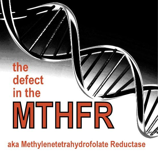 Read about the MTHFR gene, what it does for you, and how a defect can cause a host of problems.